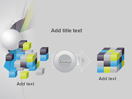 Origami Style PowerPoint Template Slide 17