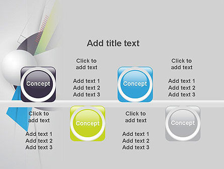 Origami Style PowerPoint Template Slide 18