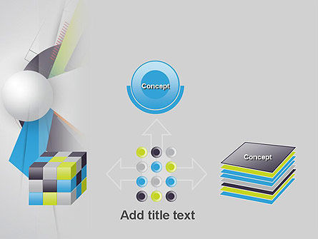 Origami Style PowerPoint Template Slide 19