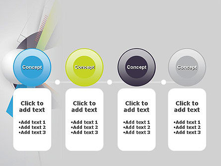 Origami Style PowerPoint Template Slide 5