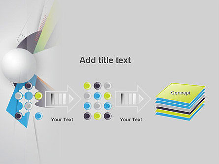 Origami Style PowerPoint Template Slide 9