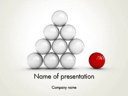 Business Concepts: Enhancing Concept PowerPoint Template #12701