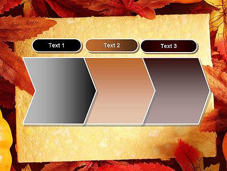 Thanksgiving Card PowerPoint Template Slide 16