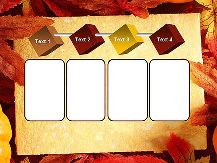 Thanksgiving Card PowerPoint Template Slide 18