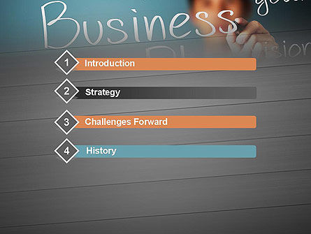 Strategic Business Planning PowerPoint Template, Slide 3, 12703, Careers/Industry — PoweredTemplate.com