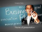Careers/Industry: Strategic Business Planning PowerPoint Template #12703