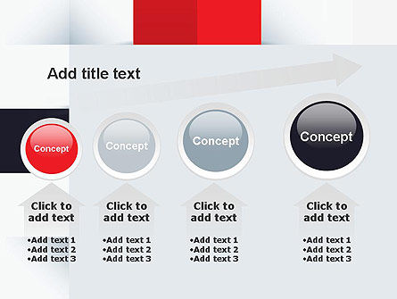 Abstract Square Theme PowerPoint Template Slide 13