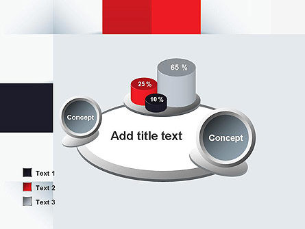 Abstract Square Theme PowerPoint Template Slide 16