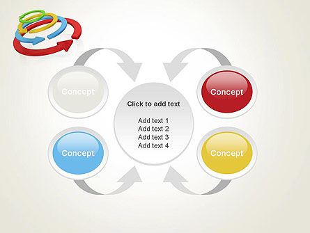 PDCA Cycle PowerPoint Template Slide 6
