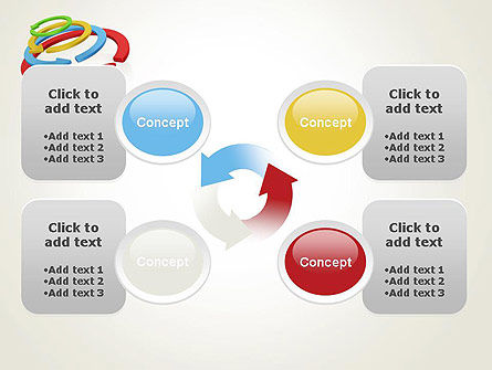 PDCA Cycle PowerPoint Template Slide 9