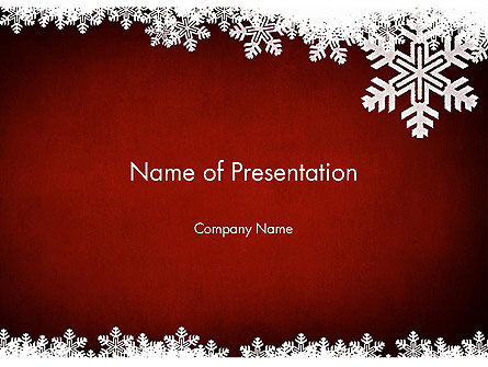Holiday/Special Occasion: Expressive New Year Theme PowerPoint Template #12710