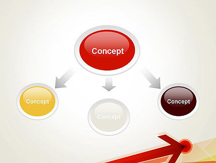 Point With Purpose PowerPoint Template, Slide 4, 12712, Consulting — PoweredTemplate.com