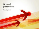 Consulting: Point With Purpose PowerPoint Template #12712