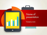 Business: Company Profile PowerPoint Template #12716