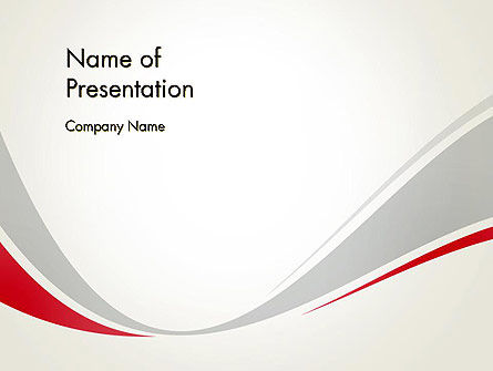 Abstract/Textures: Unobtrusive PowerPoint Template #12719