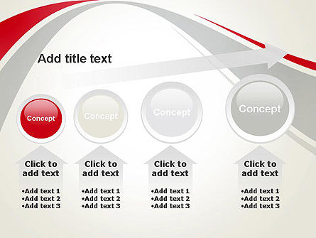 Unobtrusive PowerPoint Template Slide 13