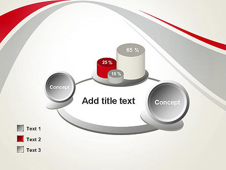 Unobtrusive PowerPoint Template Slide 16