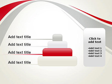 Unobtrusive PowerPoint Template Slide 8