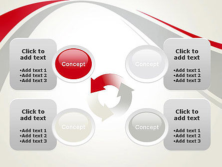 Unobtrusive PowerPoint Template Slide 9