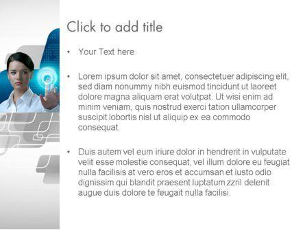 World of Business PowerPoint Template, Slide 3, 12720, Business — PoweredTemplate.com