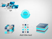World of Business PowerPoint Template#19