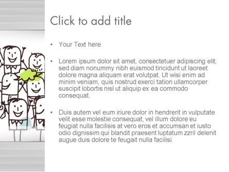 Behavioral Coaching PowerPoint Template, Slide 3, 12723, Education & Training — PoweredTemplate.com