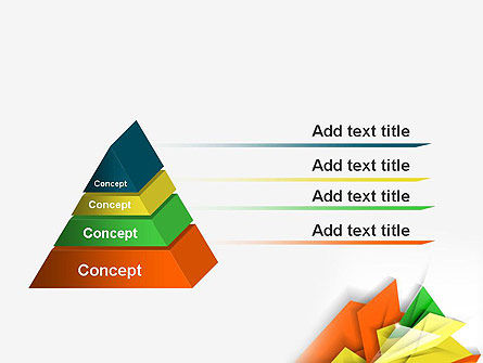 Abstract Origami Style PowerPoint Template Slide 12