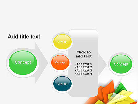 Abstract Origami Style PowerPoint Template Slide 17
