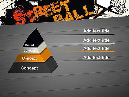 Street Basketball Graffiti PowerPoint Template Slide 12