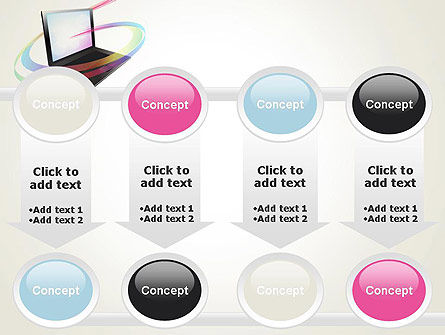 Online Learning PowerPoint Template Slide 18
