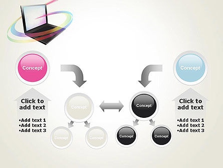 Online Learning PowerPoint Template Slide 19