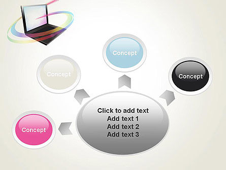 Online Learning PowerPoint Template Slide 7