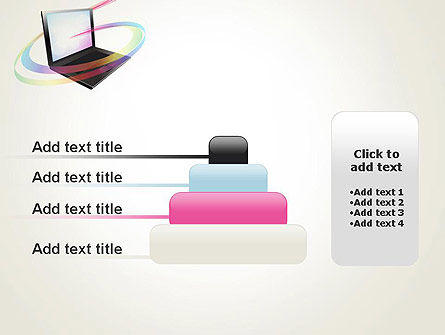 Online Learning PowerPoint Template Slide 8
