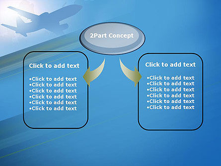 Airport Transfer PowerPoint Template, Slide 4, 12733, Cars and Transportation — PoweredTemplate.com