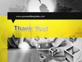 Strict and Creative Business Collage PowerPoint Template#20