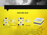Strict and Creative Business Collage PowerPoint Template#9