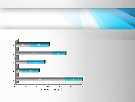 Light Abstract Geometric PowerPoint Template Slide 11