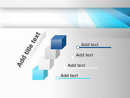 Light Abstract Geometric PowerPoint Template Slide 14