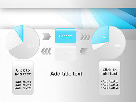 Light Abstract Geometric PowerPoint Template Slide 16