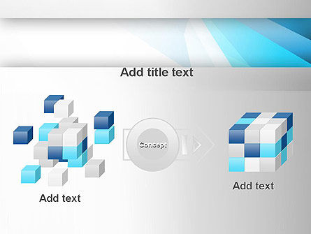 Light Abstract Geometric PowerPoint Template Slide 17