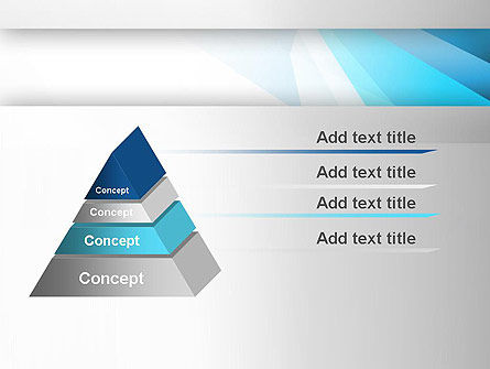 Light Abstract Geometric PowerPoint Template Slide 4
