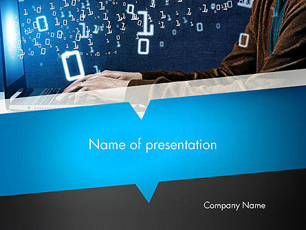 Programming Teaching PowerPoint Template