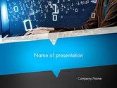 Education & Training: Programming Teaching PowerPoint Template #12744