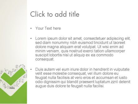 Clever Business PowerPoint Template, Slide 3, 12747, Business Concepts — PoweredTemplate.com