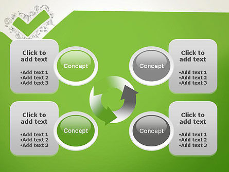 Clever Business PowerPoint Template Slide 9