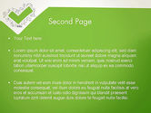 Clever Business PowerPoint Template#2
