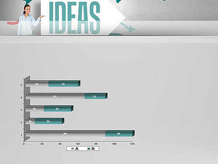 Ideas Presentation PowerPoint Template Slide 11