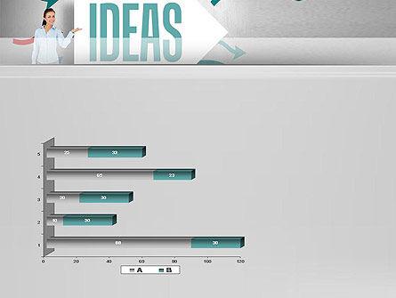 Ideas Presentation PowerPoint Template Slide 11