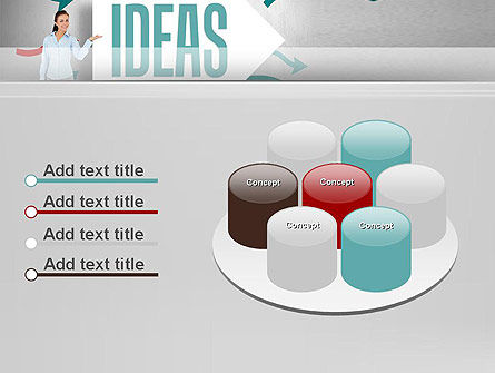 Ideas Presentation PowerPoint Template Slide 12