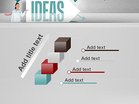 Ideas Presentation PowerPoint Template Slide 14